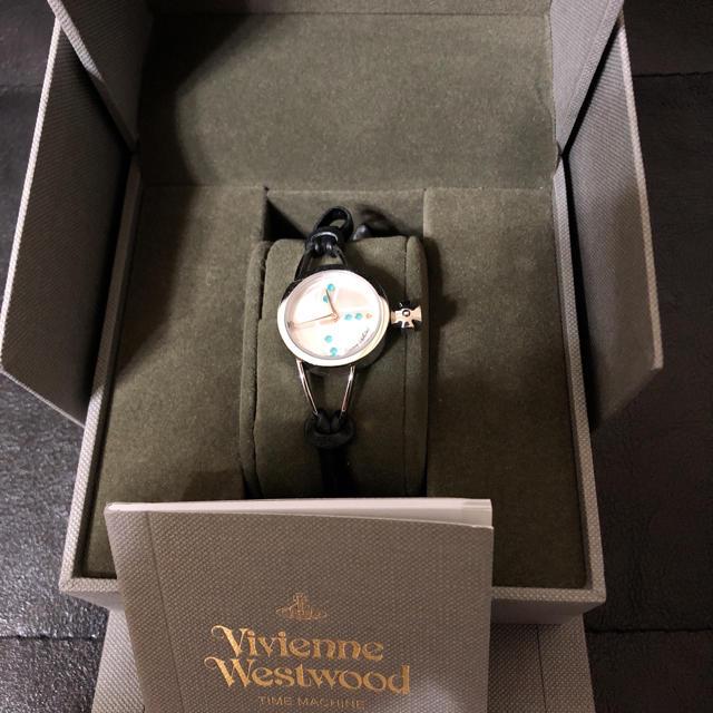 Vivienne Westwood(ヴィヴィアンウエストウッド)の箱付き 腕時計 ヴィヴィアン ウエストウッド レディースのファッション小物(腕時計)の商品写真