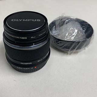 OLYMPUS - オリンパス 超美品マイクロフォーサーズ単焦点レンズ  25mm f1.8