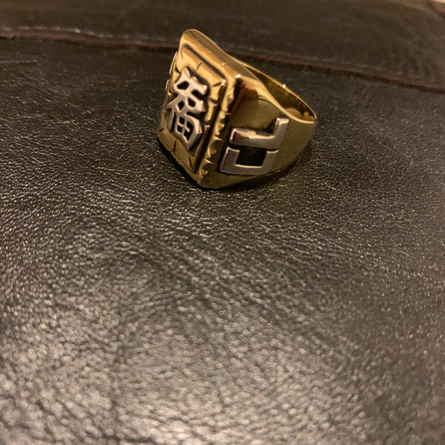 CALEE(キャリー)のCalee 福 ring 【CALEE】メキシカン 福リング calee メンズのアクセサリー(リング(指輪))の商品写真