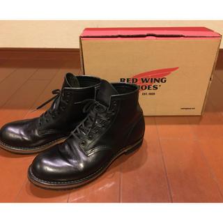 レッドウィング(REDWING)の【美品】レッドウィング ベックマン 25cm(ブーツ)