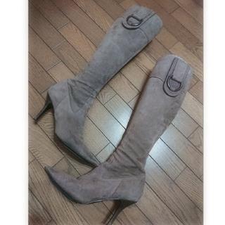 ダイアナ(DIANA)のダイアナ ロングブーツ 24,5cm(ブーツ)