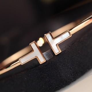 Tiffany & Co. - Tiffany &Co. バングル レディース 新品 箱付き 刻印