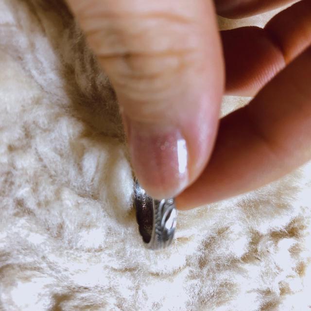ハワイアンジュエリー ピンキーリング ハワジュ レディース 925 刻印あり レディースのアクセサリー(リング(指輪))の商品写真
