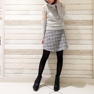 トランテアンソンドゥモード(31 Sons de mode)のスカート(ミニスカート)