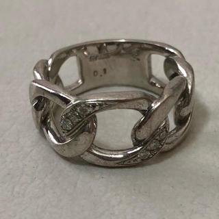 チェーンリング 喜平 シルバー925(リング(指輪))