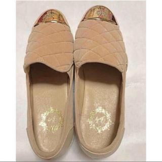 レディー(Rady)のRady スエード キルティング スリッポン 靴(スリッポン/モカシン)