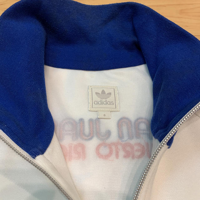 adidas(アディダス)のadidas アディダス 激レア トラックジャケット SAN JUAN サイズO メンズのトップス(ジャージ)の商品写真