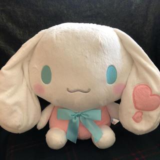 シナモロール(シナモロール)のシナモロール大きなパステルBIGぬいぐるみ②(ぬいぐるみ)