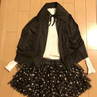 ハロウィン☆チュチュスカート