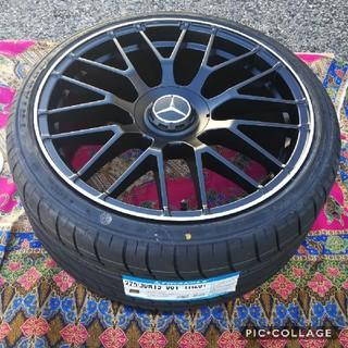 ベンチ(Bench)の新品 タイヤホイール4本セット ベンツ Eクラス W212 19インチ (タイヤ・ホイールセット)
