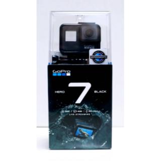 ≪新品・送料無料≫3台 GoPro HERO7 CHDHX-701-FW(ビデオカメラ)