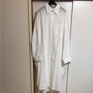 ヨウジヤマモト(Yohji Yamamoto)の新品 ロングシャツ ヨウジヤマモト(シャツ)
