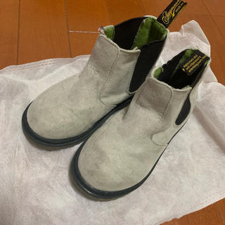 ampersand - ショートブーツ ampersand グレー 16cm