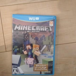 Wii U - MINECRAFT:Wii U EDITION