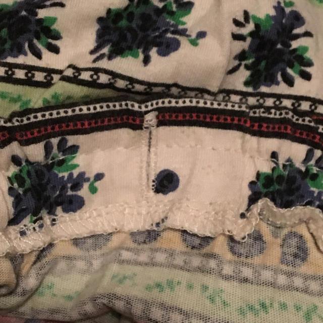 SiShuNon(シシュノン)の130キッズズボンステテコ綿素材アジアン風 キッズ/ベビー/マタニティのキッズ服 男の子用(90cm~)(パンツ/スパッツ)の商品写真