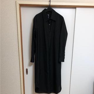ヨウジヤマモト(Yohji Yamamoto)の新品 ロングシャツ ヨウジヤマモト グランドワイ (シャツ)