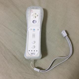ウィー(Wii)のWiiリモコン ジャケットストラップ付き(その他)