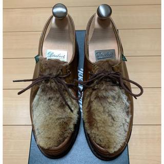 パラブーツ(Paraboot)のパラブーツ レディース ミカエル ラパン サイズ 4(ローファー/革靴)