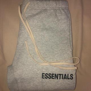 フィアオブゴッド(FEAR OF GOD)のSサイズ FOG essentials sweat pants スウェットパンツ(その他)