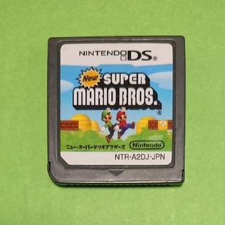ニンテンドーDS(ニンテンドーDS)のスーパーマリオブラザーズ(携帯用ゲームソフト)