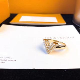 ルイヴィトン(LOUIS VUITTON)の可愛い指輪 レディース(リング(指輪))