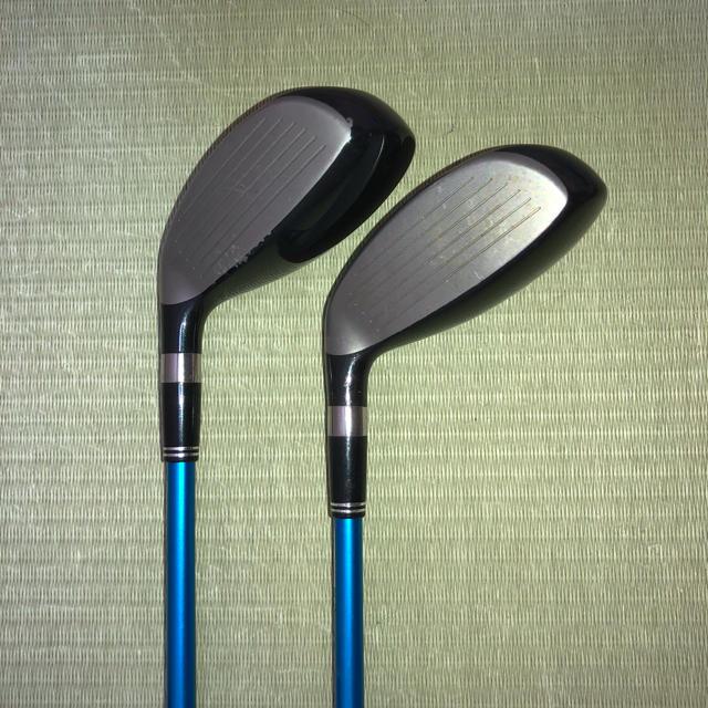Srixon(スリクソン)のダンロップ スリクソン  SRIXON Z H45 U3 U4 スポーツ/アウトドアのゴルフ(クラブ)の商品写真