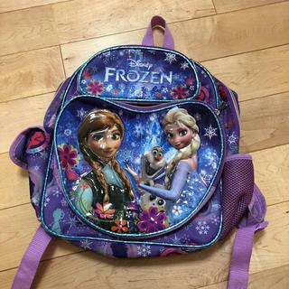 Disney - ディズニープリンセス リュック アナと雪の女王 アナ エルサ リュック バッグ