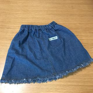 アーバンリサーチ(URBAN RESEARCH)のアーバンリサーチ 90cm デニムスカート(スカート)