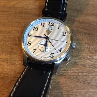 ユンハンス(JUNGHANS)のJUNKERS ユンカース IRON ANNIE アイアンアニー ドイツ製(腕時計(アナログ))