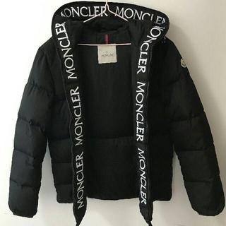 MONCLER - モンクレールダウンジャケット   モンクレールダウン ブラック 黒