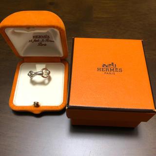 Hermes - HERMES ホースビット シルバーリング