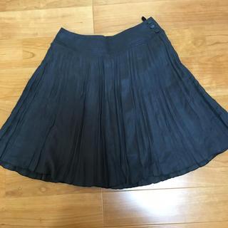 インディヴィ(INDIVI)のインディヴィ  INDIVI  スカート(ひざ丈スカート)