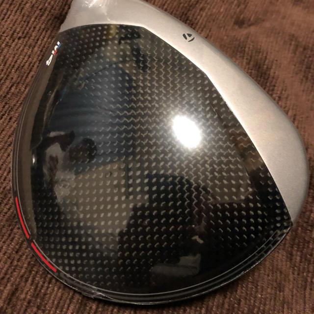 TaylorMade(テーラーメイド)のTaylorMade M4 ドライバー ヘッドのみ 新品未使用 激安 スポーツ/アウトドアのゴルフ(クラブ)の商品写真