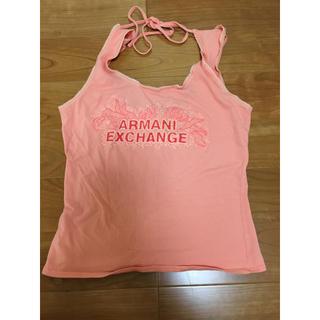 アルマーニエクスチェンジ(ARMANI EXCHANGE)のアルマーニ ノースリーブ(Tシャツ(半袖/袖なし))