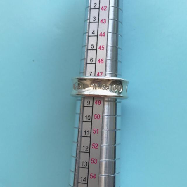 Tiffany & Co.(ティファニー)のTIFFANY 1837リング◆最終お値引き レディースのアクセサリー(リング(指輪))の商品写真