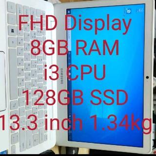 SAMSUNG - Office2010 超軽量&スリム 高性能 SamsungNotebook