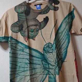 アチャチュムムチャチャ(AHCAHCUM.muchacha)のあちゃちゅむ  ディズニーコラボTシャツ(Tシャツ(半袖/袖なし))