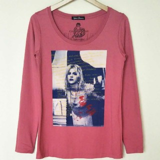 HYSTERIC GLAMOUR - HYSTERIC GLAMOURレディース長袖Tシャツ