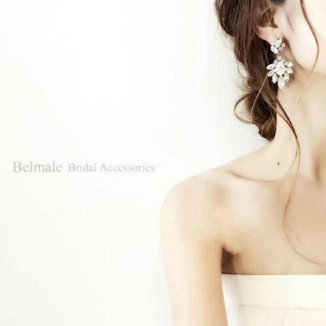 Vera Wang(ヴェラウォン)のBelmale イヤリング レディースのアクセサリー(イヤリング)の商品写真