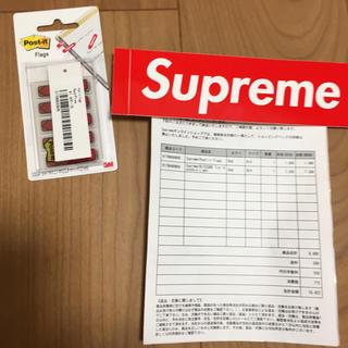 シュプリーム(Supreme)のSupreme/Post-it Flags(ノート/メモ帳/ふせん)