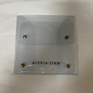 アリシアスタン(ALEXIA STAM)のAlexia Stam PVCポーチ(ポーチ)