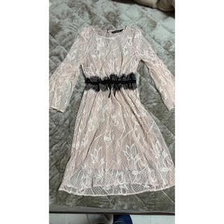 ザラ(ZARA)のドレス(ナイトドレス)