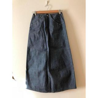 Levi's - リーバイス vintage 古着 美品! デニムスカート