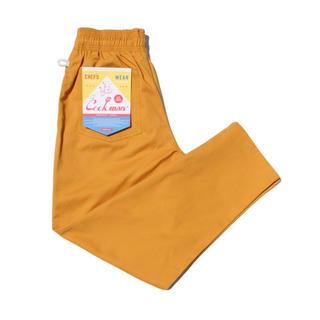 シップス(SHIPS)のラス1 cookman  Chef Pants 「Mustard」マスタード(ワークパンツ/カーゴパンツ)