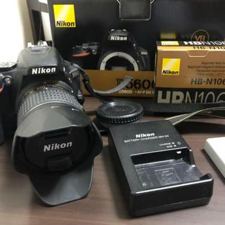 Nikon - Nikon D5600 レンズキット