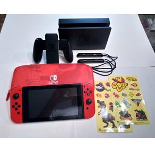 Nintendo Switch - ニンテンドー switch 本体 スイッチ マリオオデッセイ バージョン