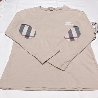 BURBERRY - バーバリー ロングTシャツ