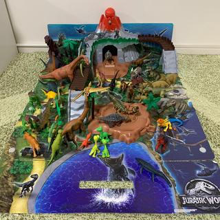トミー(TOMMY)のアニア ジュラシックワールド 恐竜フィギュア 大量(キッズ/ファミリー)