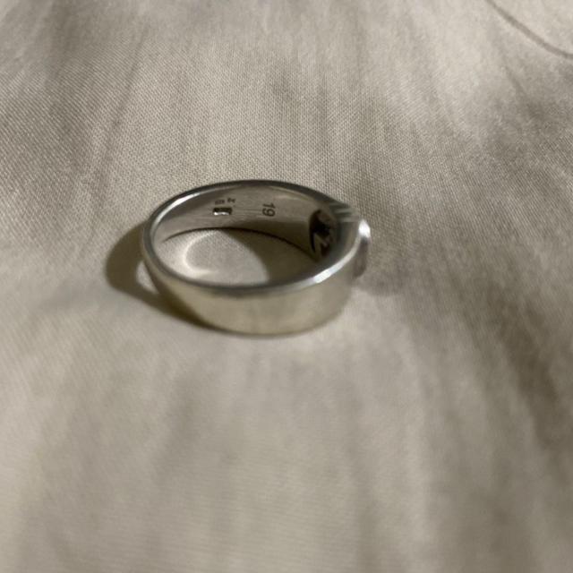 Gucci(グッチ)のGUCCI 指輪 リング 19号 メンズのアクセサリー(リング(指輪))の商品写真