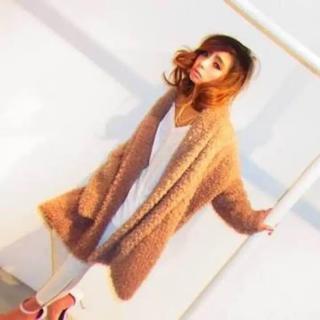 ジェイダ(GYDA)の【モコモコで可愛い♡】GYDA プードルコート(毛皮/ファーコート)